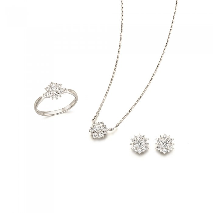 큐티플라워 WEDDING SET (R,N,E)